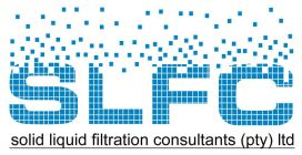Solid Liquid Filtration Consultants (Pty) Ltd